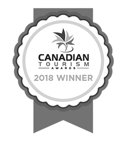 2018 Winner - Canadian Tourism Award