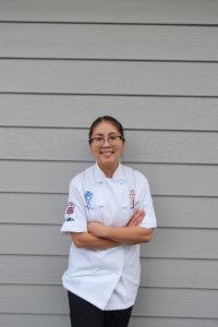 Chef Tina Tang