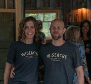 Wiseacre Farm Distillery Owners